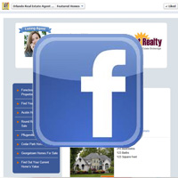 Real Estate Facebook Application